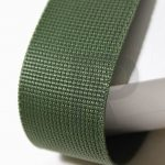 Belt tapes pa r 2401 40mm oliv