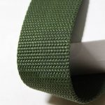 Belt tapes pa r 2404 40mm oliv thickness 2.7mm