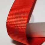 Tapes for safety peh 30mm red