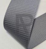 Стрічка ремінна, ПА р.2501 50мм сірий
